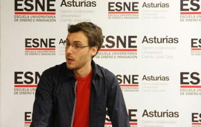 Kevin Cerdá y los videojuegos indies en ESNE Asturias