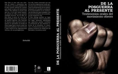"""ESNE Asturias diseña la portada de """"De la Posguerra al Presente"""""""