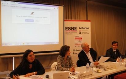 ESNE Asturias examina los Nuevos Escenarios Profesionales en el área Multimedia