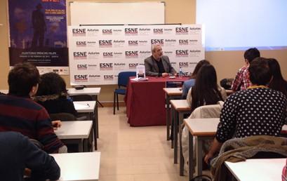 Conrado Xalabarder puso la banda sonora a ESNE Asturias