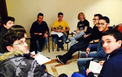 Alumnos de Videojuegos de ESNE Asturias, ejercen de tutores en un taller enfocado a futuros universitarios de la materia