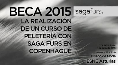 Abierto el plazo de convocatoria de beca SAGA en ESNE Asturias