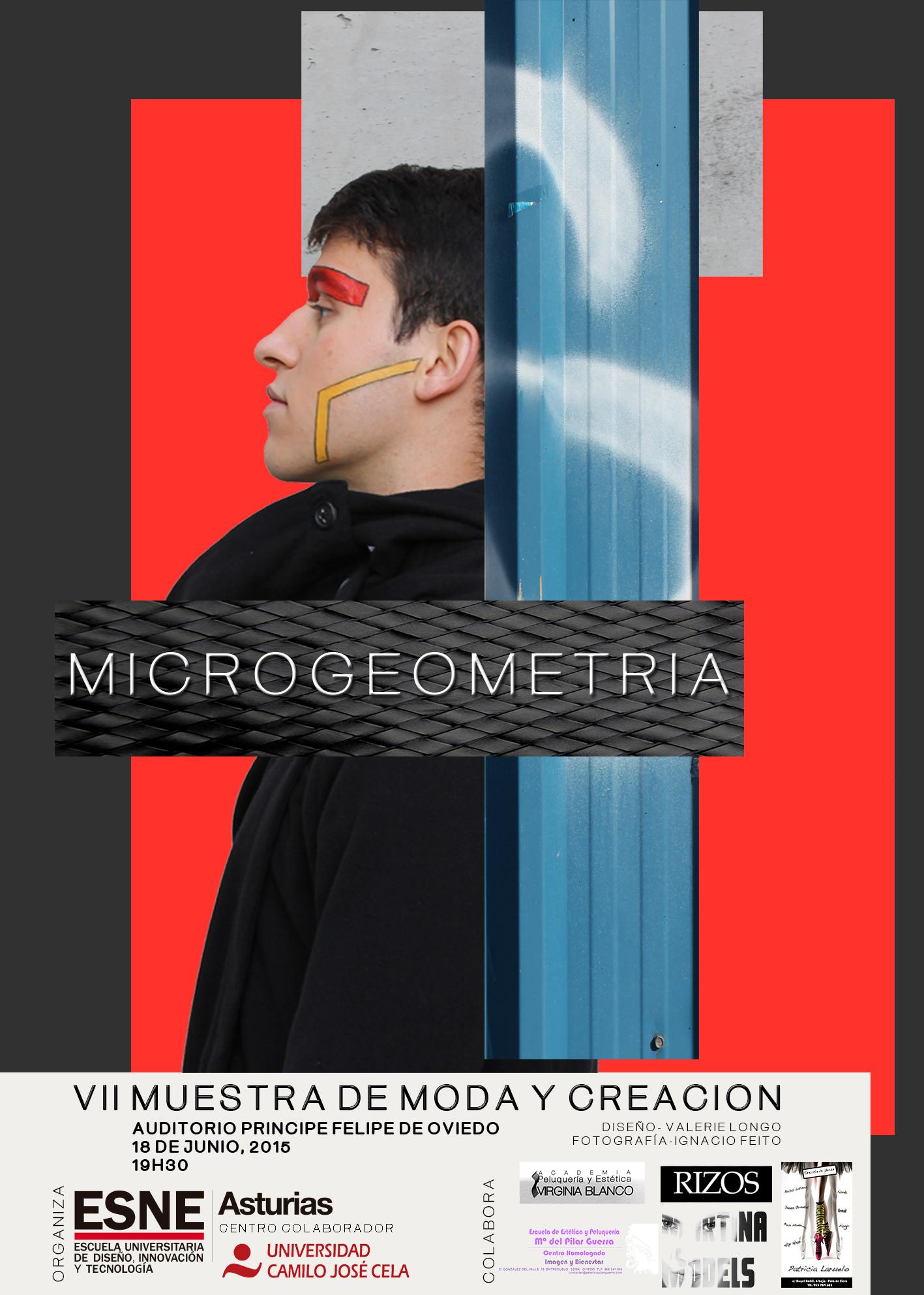 VII Muestra de Moda y Creación de ESNE Asturias