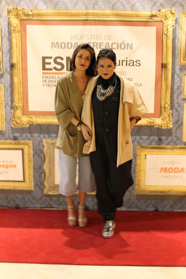 Cristina Amores, ganadora de la beca concedida por SAGA y ESNE Asturia