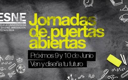 Ven y diseña tu futuro, en ESNE Asturias.