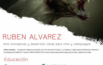 Jornada de creación de personajes y criaturas en ESNE Asturias