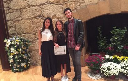 Elena Torrecilla, Mejor Joven Diseñadora del Principado de Asturias
