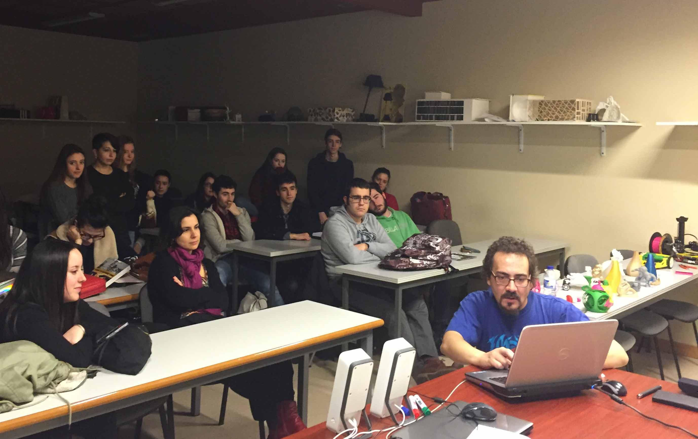 Aproximación a la impresión 3D en ESNE Asturias