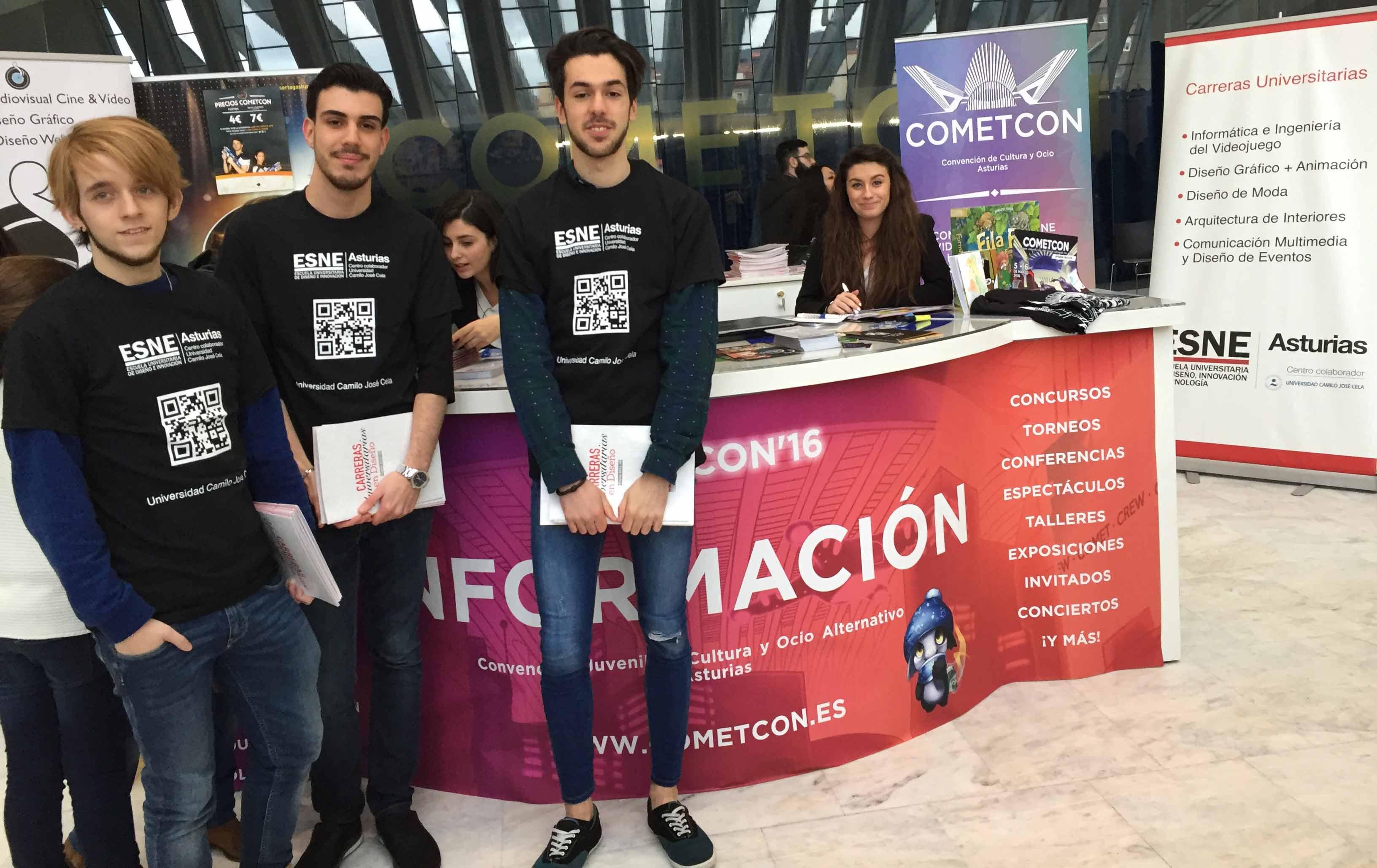 Éxito de convocatoria en la COMETON celebrada en Oviedo
