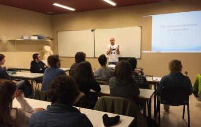 Técnicas para favorecer la creatividad en ESNE Asturias