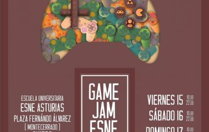 I Game Jam ESNE Asturias