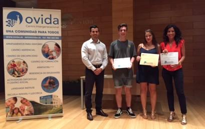 Entrega de premios a los alumnos de Interiores de ESNE Asturias