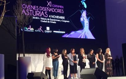 Una alumna de ESNE gana el Certamen de Jóvenes Diseñadores de Asturias