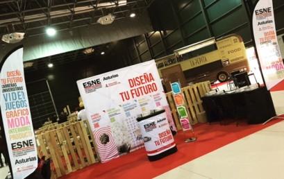 ESNE Asturias colaborador oficial del FIMP 2016