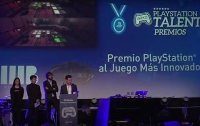Steamforce, Premio PlayStation al juego más innovador