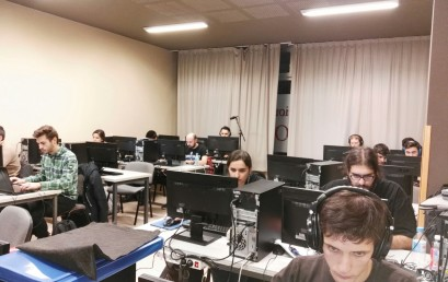 ESNE Asturias, sede de la 'Global Game Jam'