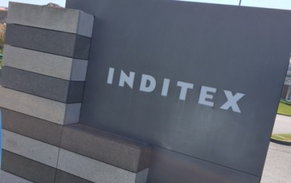 Visita de alumnos de moda de ESNE Asturias a INDITEX