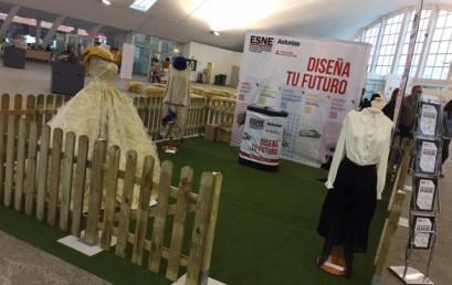 ESNE Asturias presente en el VI Mercado de Empresa Mujer Asturiano.