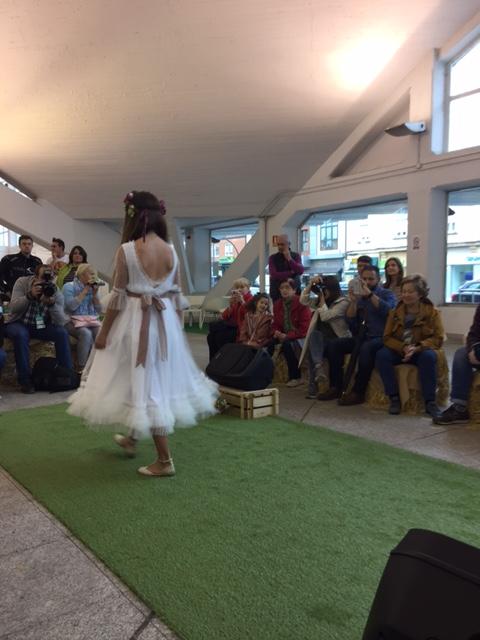 Exalumnos de ESNE Asturias, presentes en el VI desfile de Moda y Diseño de Siero.