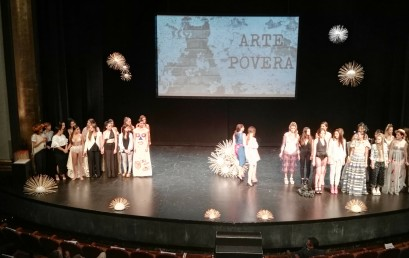 IX Muestra de Moda y Creación de ESNE Asturias