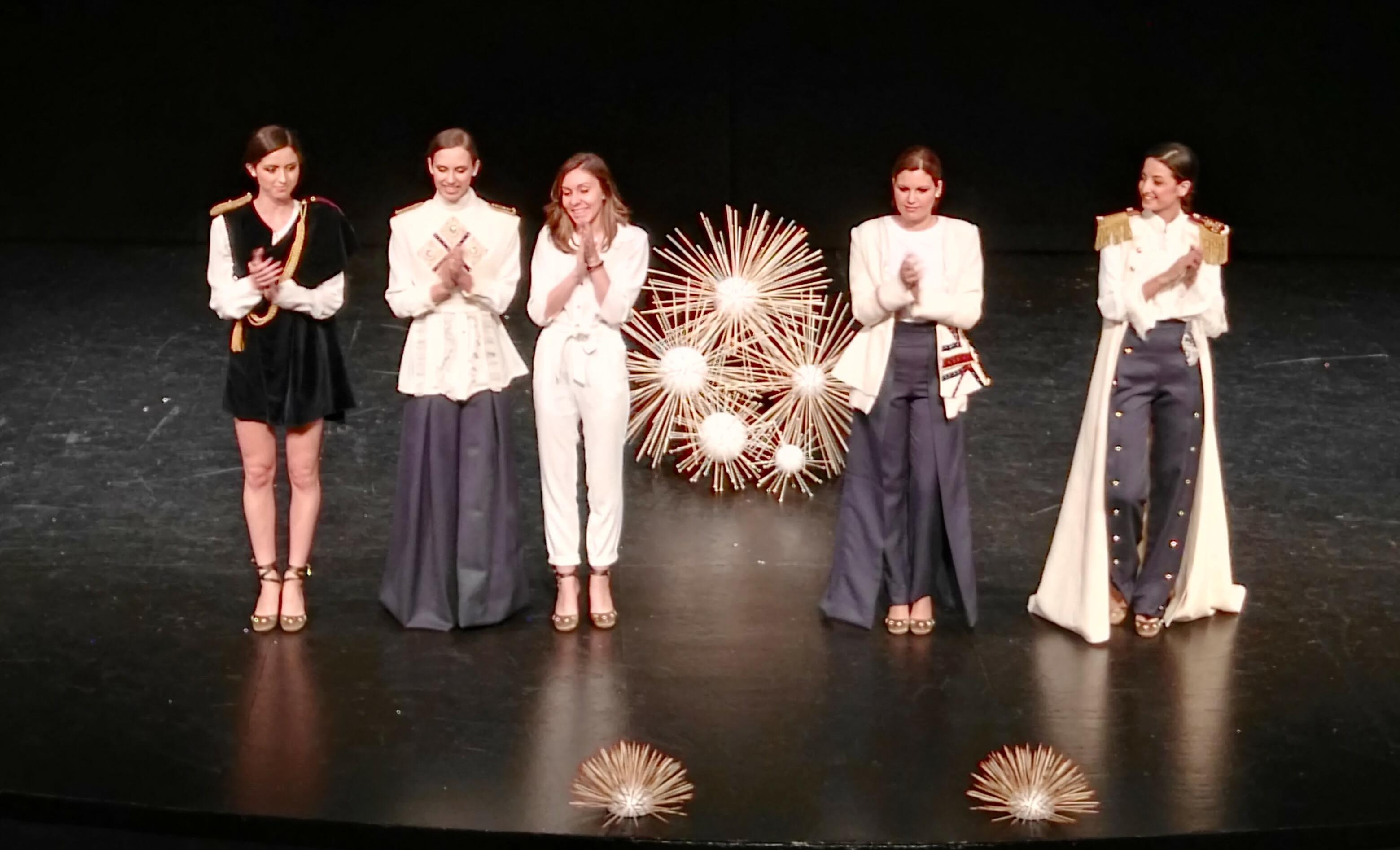 Colecciones finales de 3º de Moda de ESNE Asturias