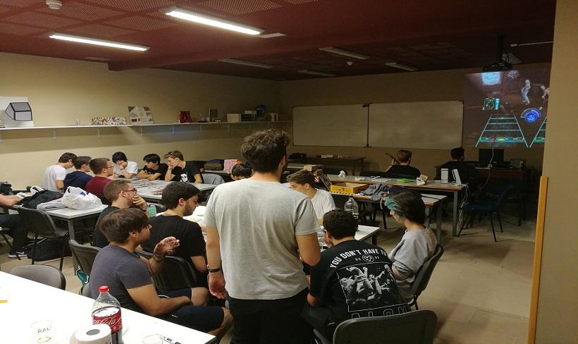 Alumnos de ESNE Asturias organizan un encuentro gamer