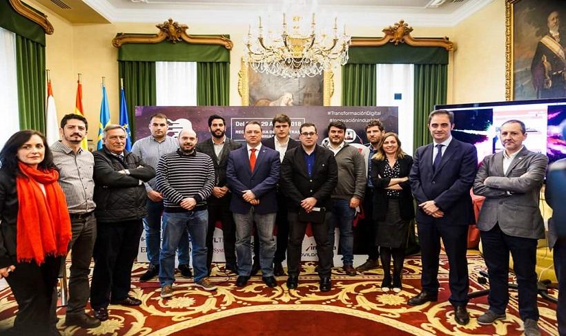 ESNE Asturias participa en CITECH, cumbre de industria y tecnología