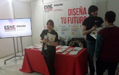 ESNE Asturias colaborador de COMETON 2018