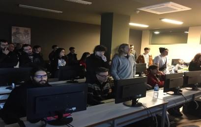 """ESNE Asturias, sede de la """"Global Game Jam 2019"""""""