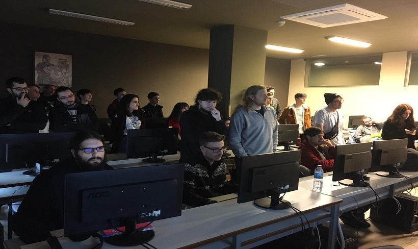 "ESNE Asturias, sede de la ""Global Game Jam 2019"""