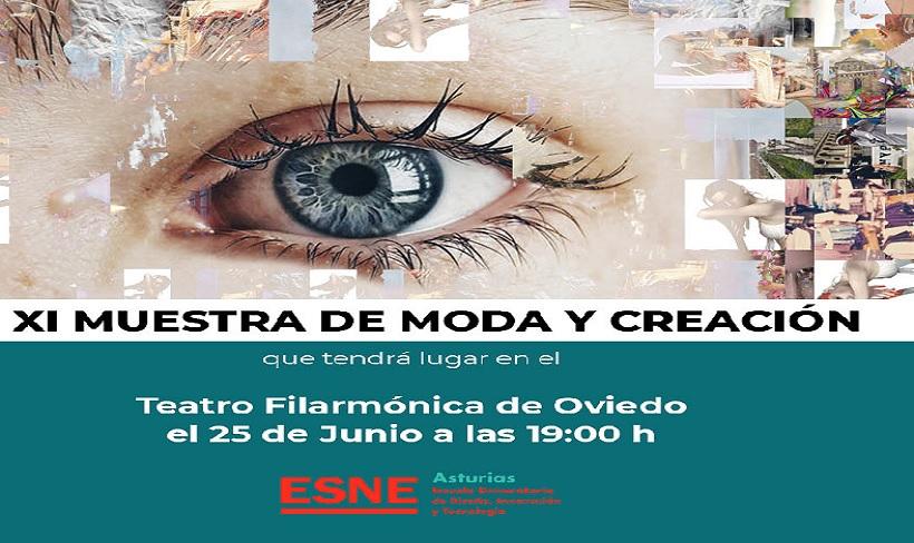 XI MUESTRA DE MODA Y CREACIÓN DE ESNE ASTURIAS