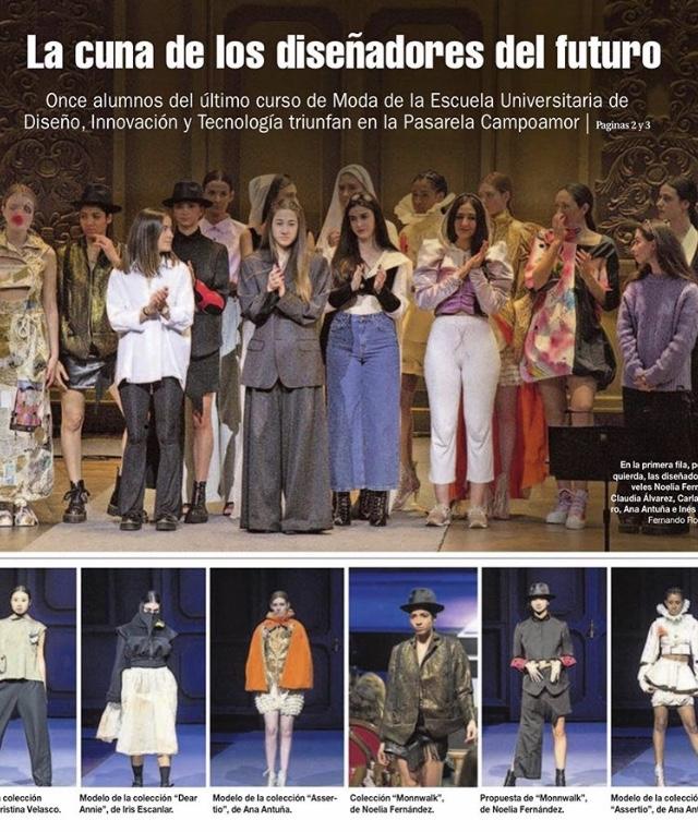 Asturias la cuna de los diseñadores del futuro