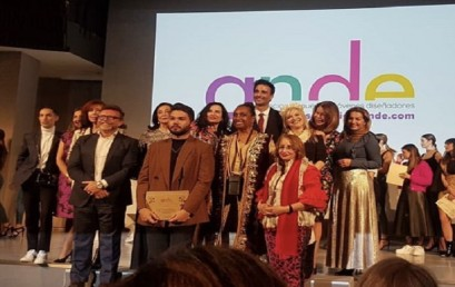 Exalumno de ESNE Asturias gana el Premio Nacional de la Moda