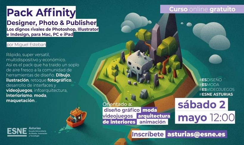 Curso On-Line Gratuito Pack Affinity
