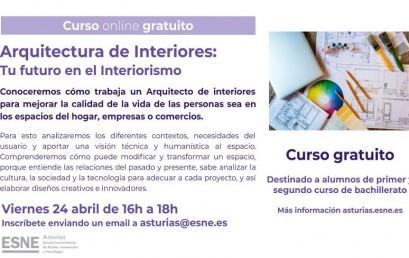 Curso On-Line Gratuito Arquitectura De Interiores