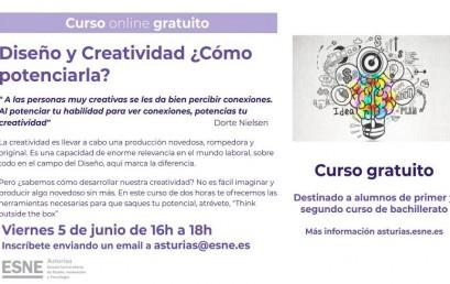 Curso On-Line Gratuito Potencia Tu Creatividad