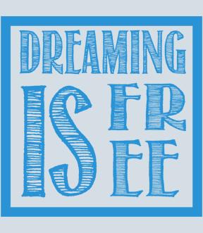 dreamingisfree